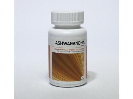 Ayurveda Health Ashwagandha withania somnifera 60tab