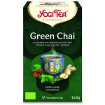 Yogi Tea Green chai 17st