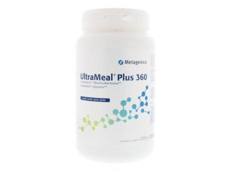 Metagenics Ultra meal plus 360 vanille 728g