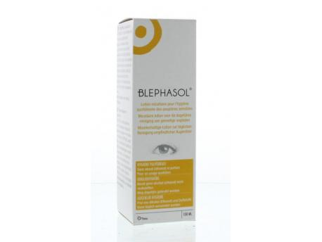 Blephasol Reinigingslotion ooglid 100ml