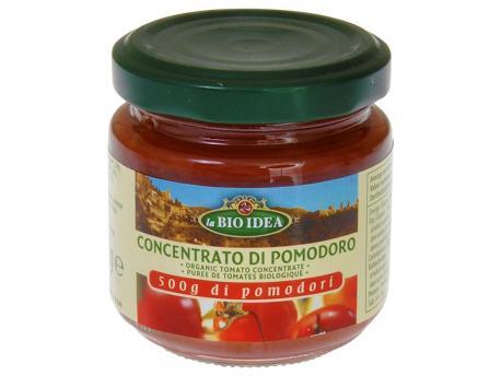Bioidea Tomato Puree 22% 100g