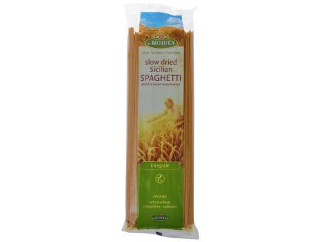 Bioidea Spaghetti whole grain 500g