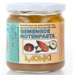 Monki Mixed nuts pasta with salt eko 330g