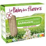 Pain Des Fleurs Buckwheat crackers 150g