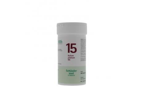 Pfluger Potassium jodatum 15 D6 Schussler 400tab