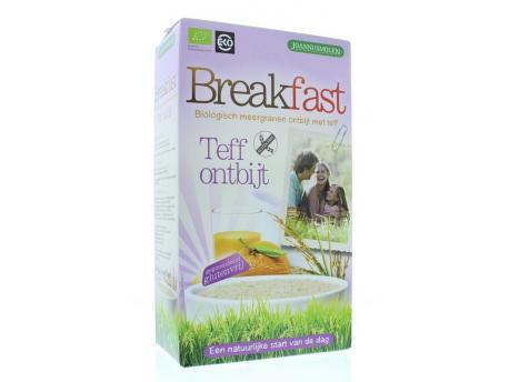 Joannusmolen Breakfast teff 300g