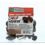 Damhert Choco toffees suikervrij 75g