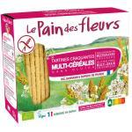 Pain Des Fleurs multigrain crackers 150g