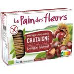 Pain Des Fleurs Sweet chestnut crackers 300g