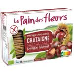 Pain Des Fleurs Tamme kastanje crackers 300g