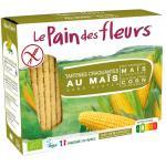 Pain Des Fleurs Maize rice crackers 150g