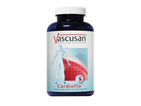 Vascusan Cardioflo 150tab
