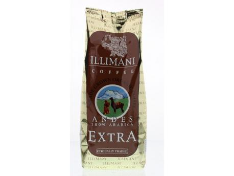 Illimani Andes snelfilter 250g