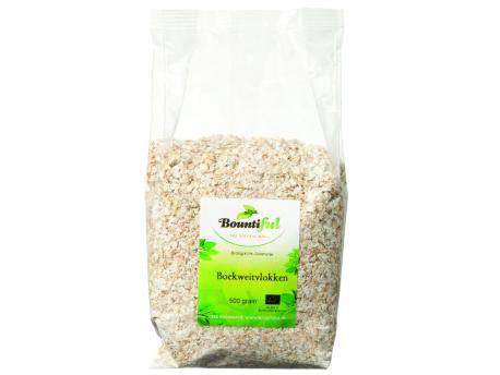 Bountiful Buckwheat flakes gluten-free 500g