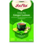 Yogi Tea Green tea ginger lemon 17st