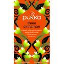 Pukka Three cinnamon 20st
