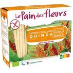 Pain Des Fleurs Quinoa crackers 150g