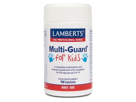 Lamberts Multi guard for kids 100kt