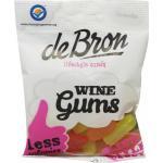 De Bron Winegums English sugar-free 1bag 1zakje