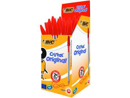 Cristal pennen rood doos