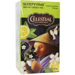 Celestial Season Decaf sleepytime green tea lemon jasmine 20st