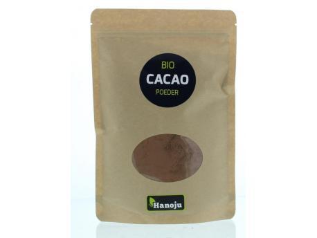 Hanoju Bio cacao poeder 250g