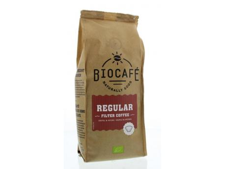 Biocafe Rood gemalen 250g