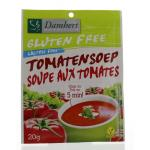 Damhert Soup Tomato instant gluten-free 20g