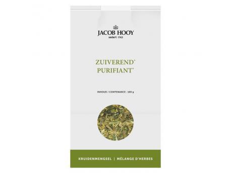 Jacob Hooy Bloedzuiverende thee 100g