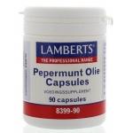 Lamberts Peppermint oil ap 90vc