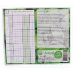 Nagel Tabel voor het noteren van Zuurbase waarden 1st