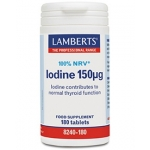 Lamberts Jodium 150mcg 180tab