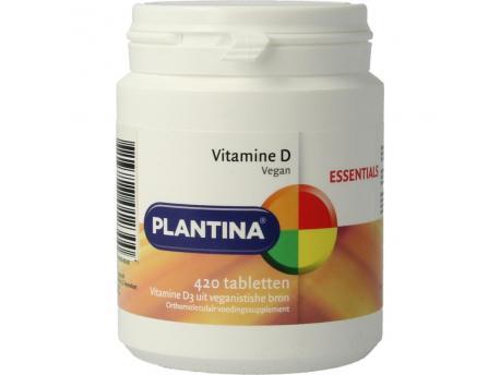Plantina Vitamine D 600IE