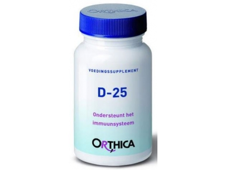 Orthica D25 120tab
