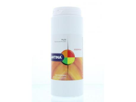 Plantina Vitamine Multi NZVT 240 tabletten