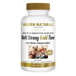 Golden Naturals Multi strong gold tiener 60vcaps