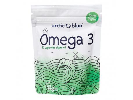 Arctic Blue Vegan algenolie 60cap