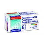 Lamberts Saccharomyces Cerevisiae Boulardii 300mg 30cap