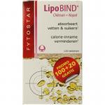 Fytostar Lipobind chitosan nopal maxi 120tab