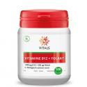 Vitals Vitamin B12 1000 mcg folate 500 mcg 100tab