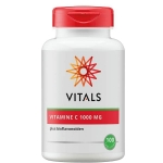 Vitals Vitamin C 1000 mg Plus 100tab