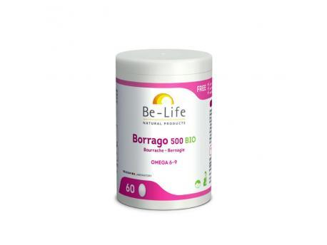 Be-Life Borrago 500 bio 60cap