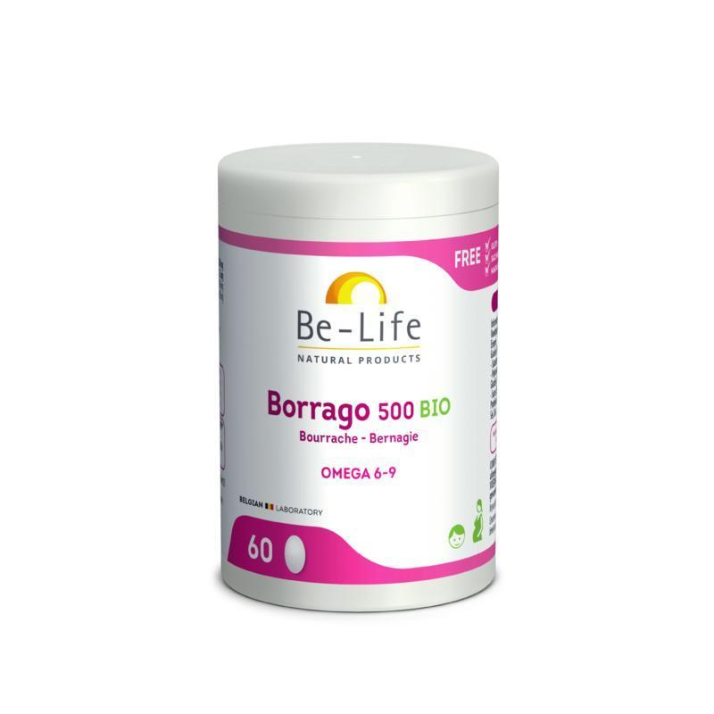 Afbeelding van Be Life Borrago 500 Bio 60ca