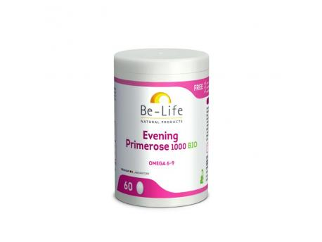 Be-Life Evening primrose 1000 bio 60ca