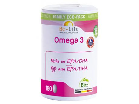 Be-Life Omega 3 magnum 180cap