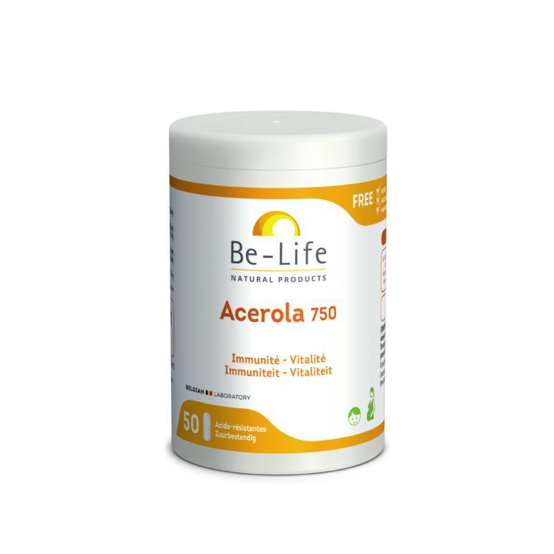 Afbeelding van Be Life Acerola 750 Bio 50sft