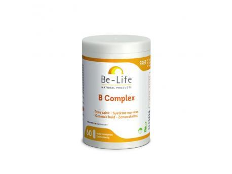Be-Life B complex bio 60 softgels