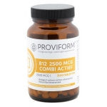 Proviform Vitamine B12 2500mcg combi actief 60zt