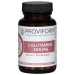 Proviform L Glutamine 500 mg 60cap
