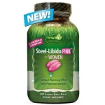 Irwin Naturals Steel libido for woman pink 60sft